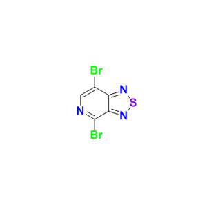 4,7-二溴-[1,2,5] 噻二唑并 [3,4-c] 吡啶
