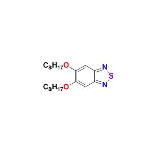 5,6-双(辛氧基)-2,1,3-苯并噻二唑