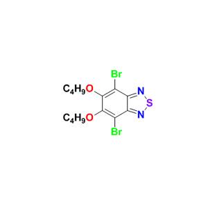 4,7-二溴-5,6-双(丁氧基)苯并[c] [1,2,5]噻二唑