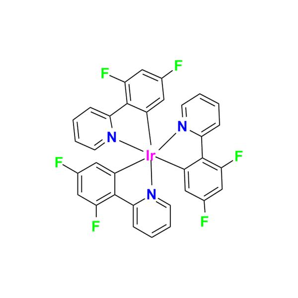 三[2-(2,4-二氟苯基)吡啶]铱(III)